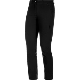 Mammut Hiking Pantaloni Donna, black